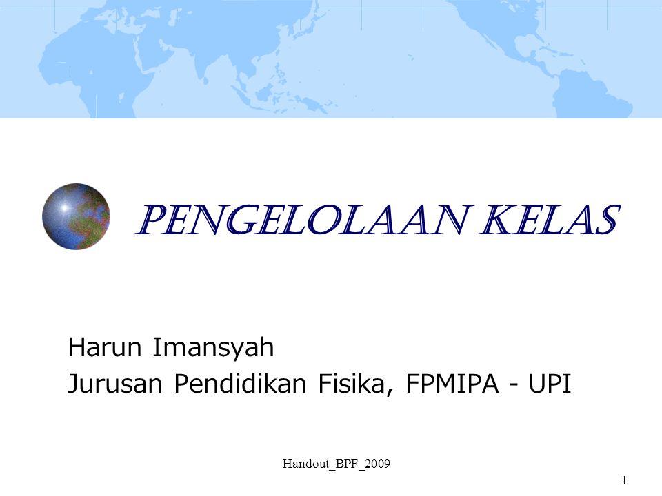 Harun Imansyah Jurusan Pendidikan Fisika, FPMIPA - UPI