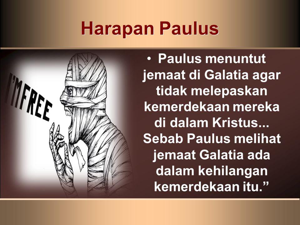 Harapan Paulus