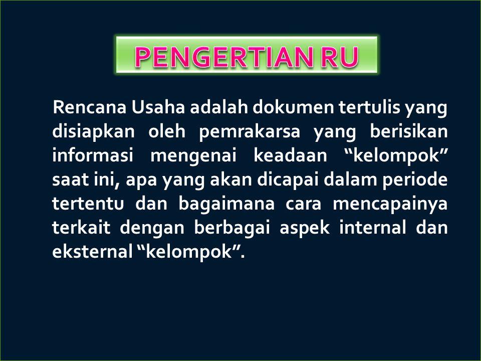 PENGERTIAN RU