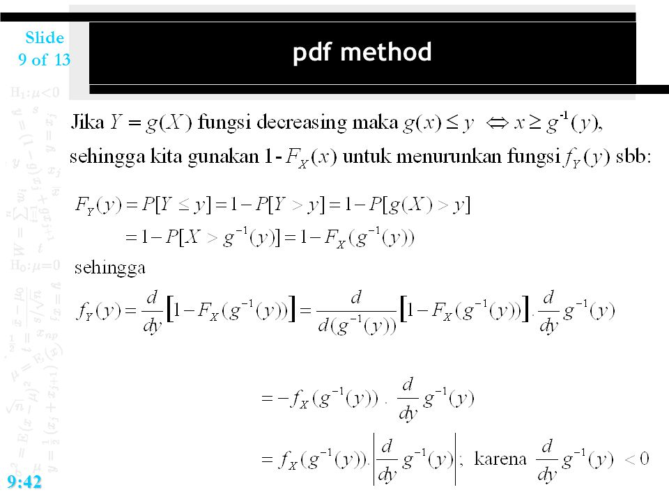 2017/4/7 pdf method 9:42 ミニセミ