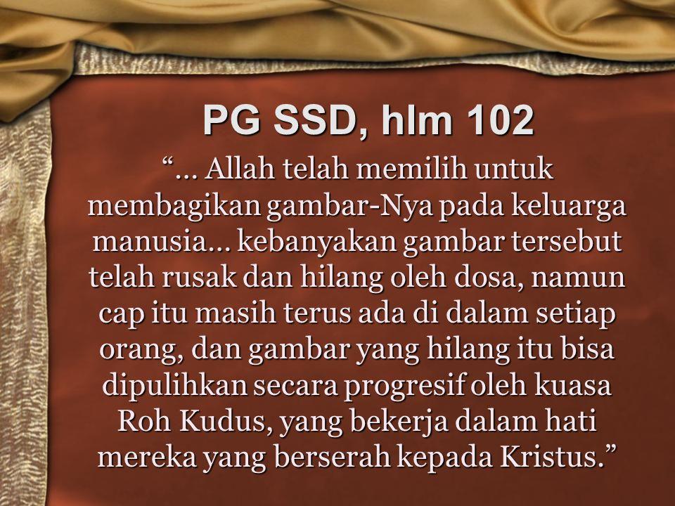 PG SSD, hlm 102