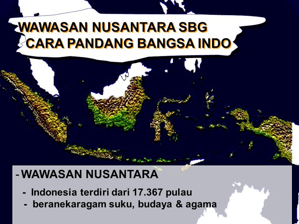 CARA PANDANG BANGSA INDO