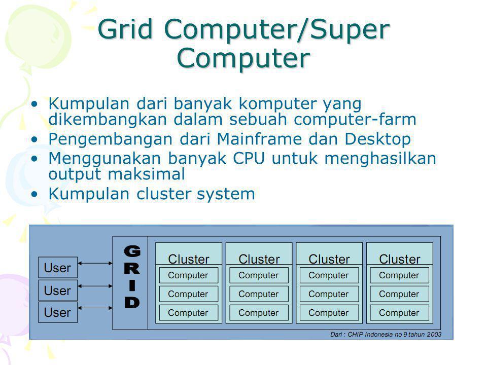 Grid Computer/Super Computer
