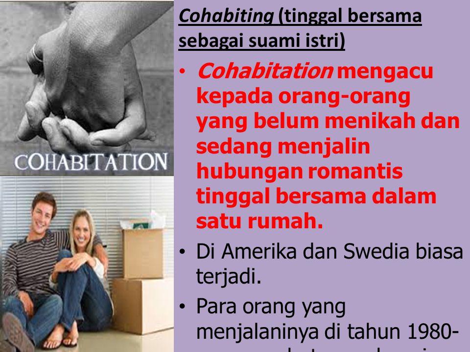 Cohabiting (tinggal bersama sebagai suami istri)