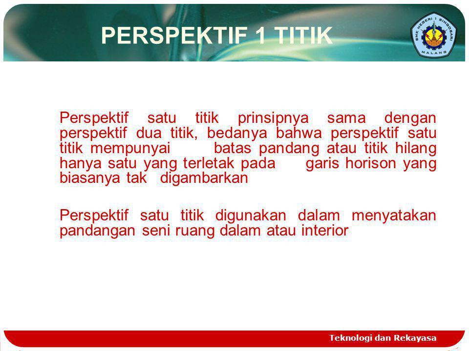 PERSPEKTIF 1 TITIK