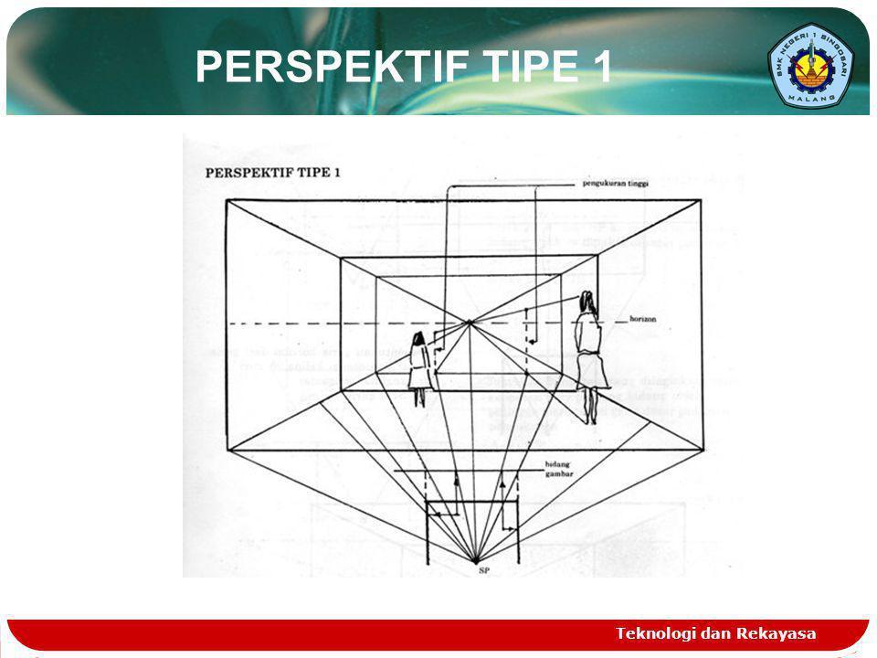 PERSPEKTIF TIPE 1 Teknologi dan Rekayasa