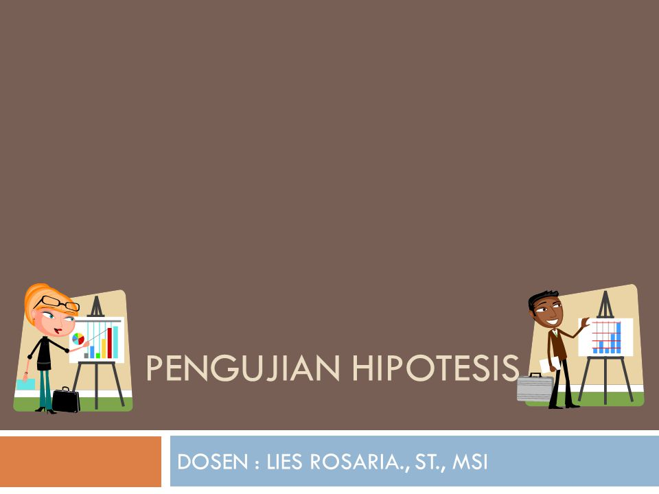DOSEN : LIES ROSARIA., ST., MSI