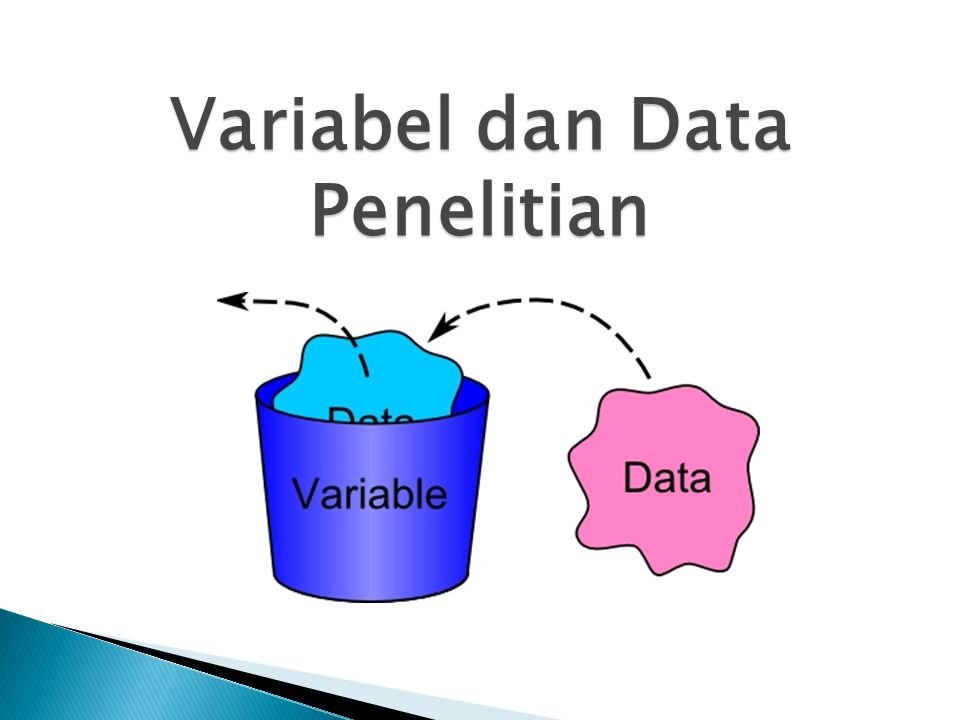 Variabel dan Data Penelitian