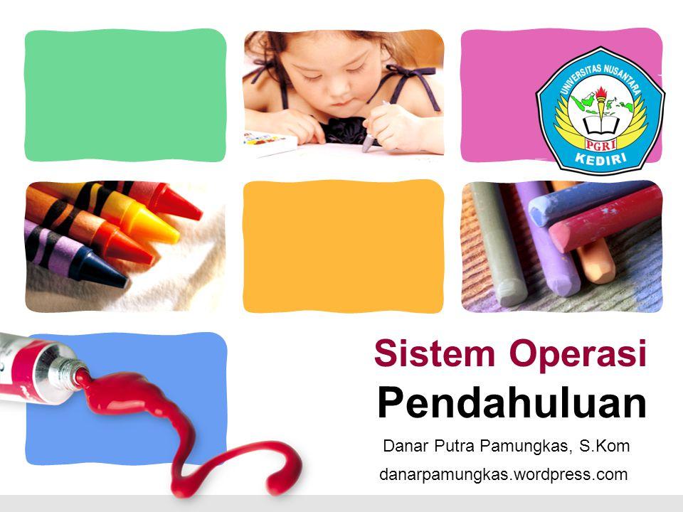 Sistem Operasi Pendahuluan