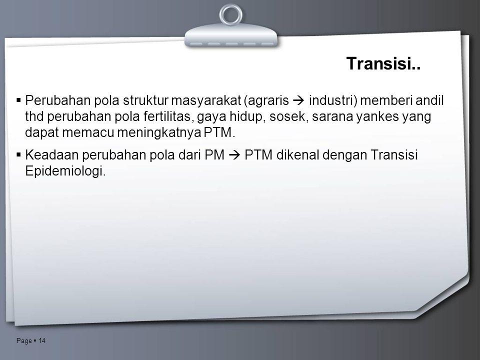 Transisi..