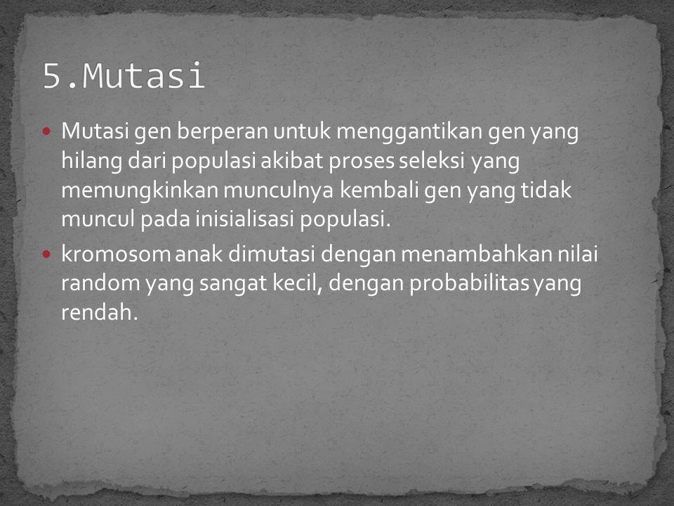 5.Mutasi