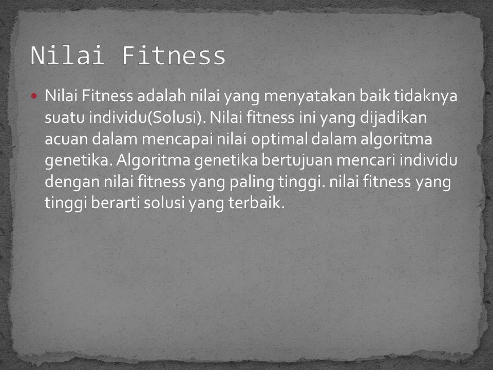 Nilai Fitness