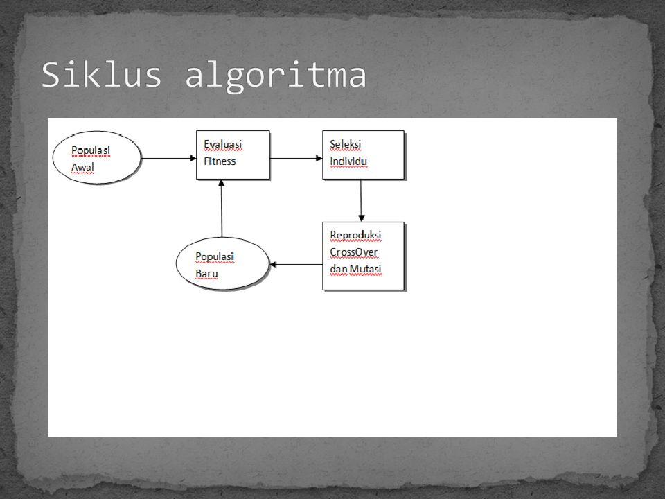 Siklus algoritma