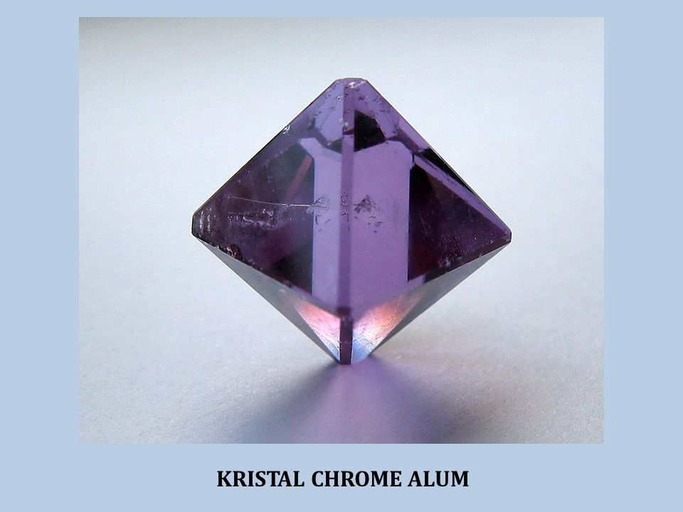 KRISTAL CHROME ALUM