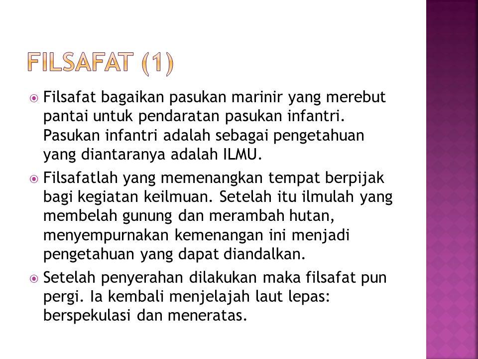 Filsafat (1)