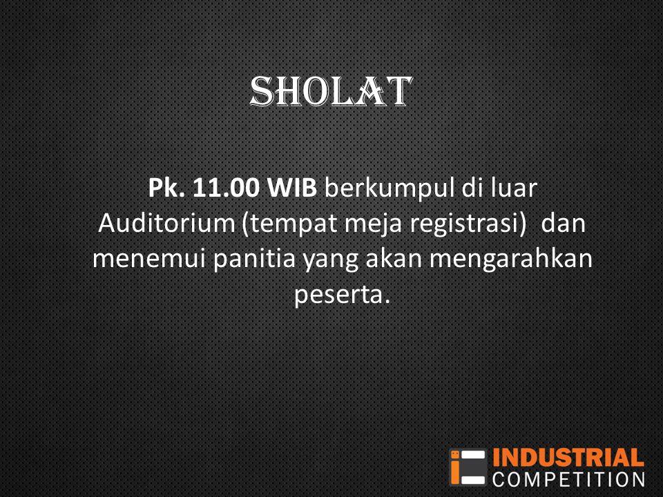 SHOLAT Pk.
