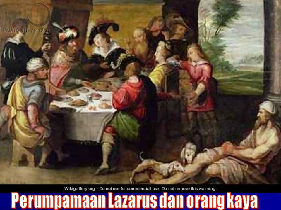 Perumpamaan Lazarus dan orang kaya