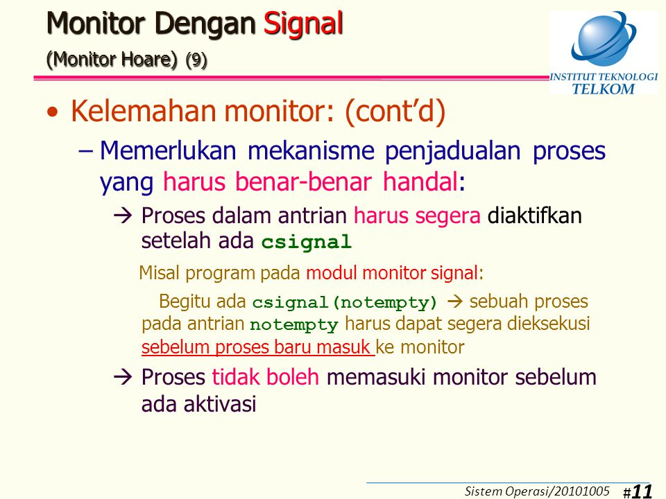 Monitor Dengan Notify (Monitor Lampson-Redell) (1)