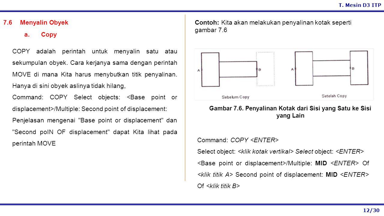 Gambar 7.6. Penyalinan Kotak dari Sisi yang Satu ke Sisi yang Lain