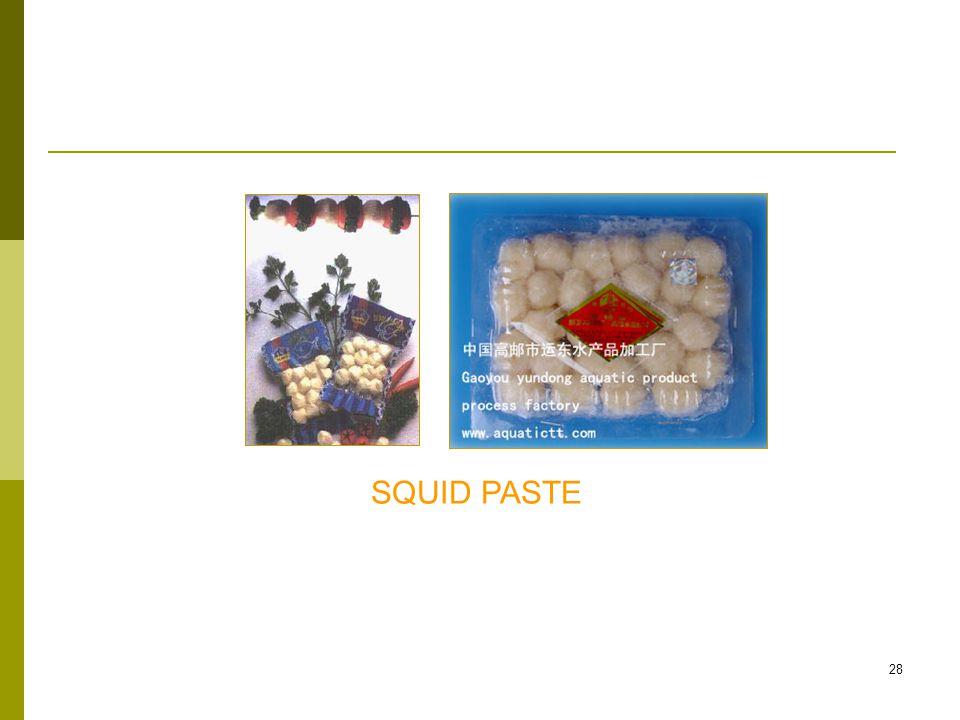 SQUID PASTE