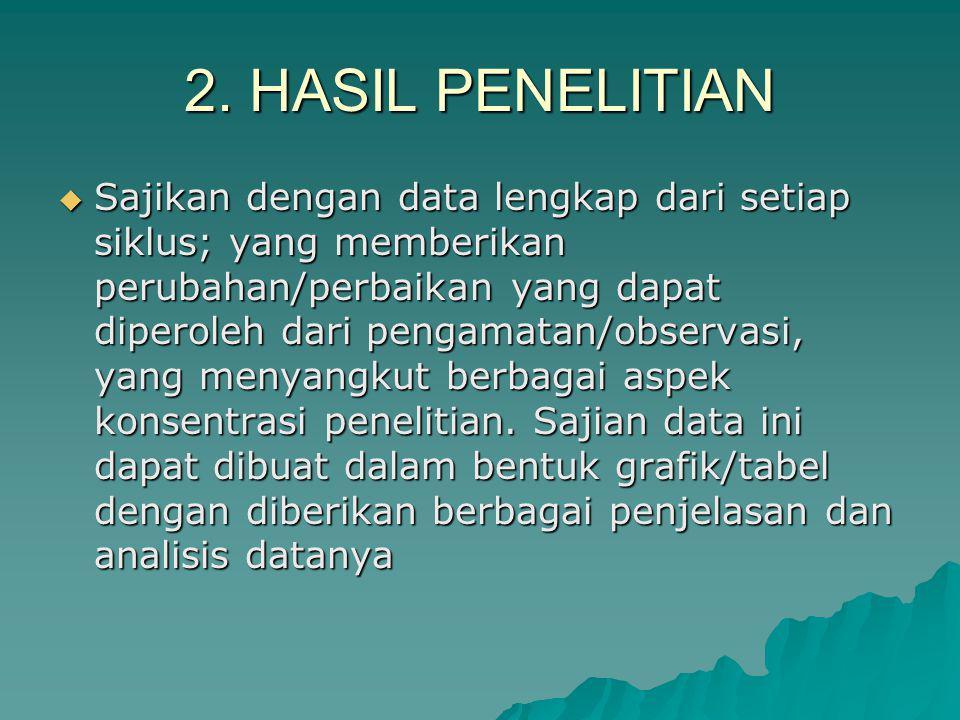 2. HASIL PENELITIAN