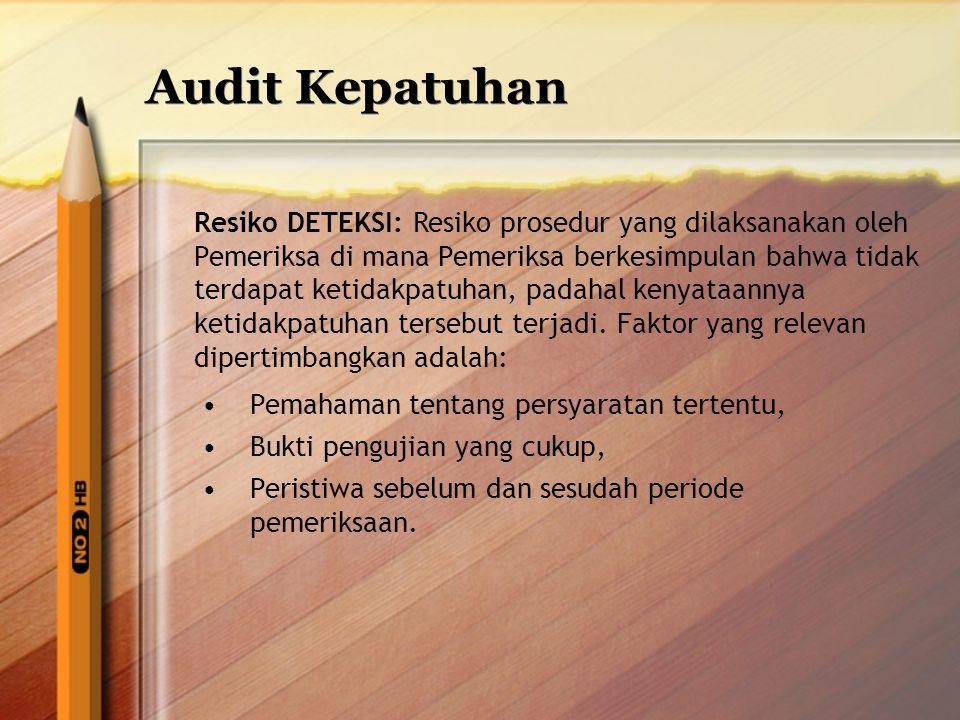Audit Kepatuhan
