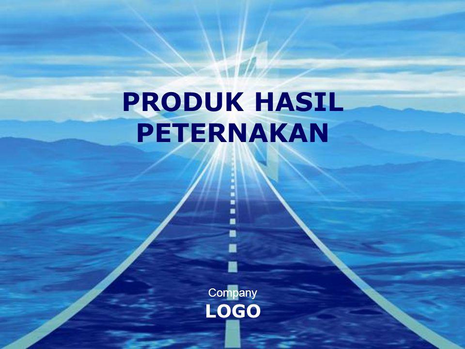 PRODUK HASIL PETERNAKAN