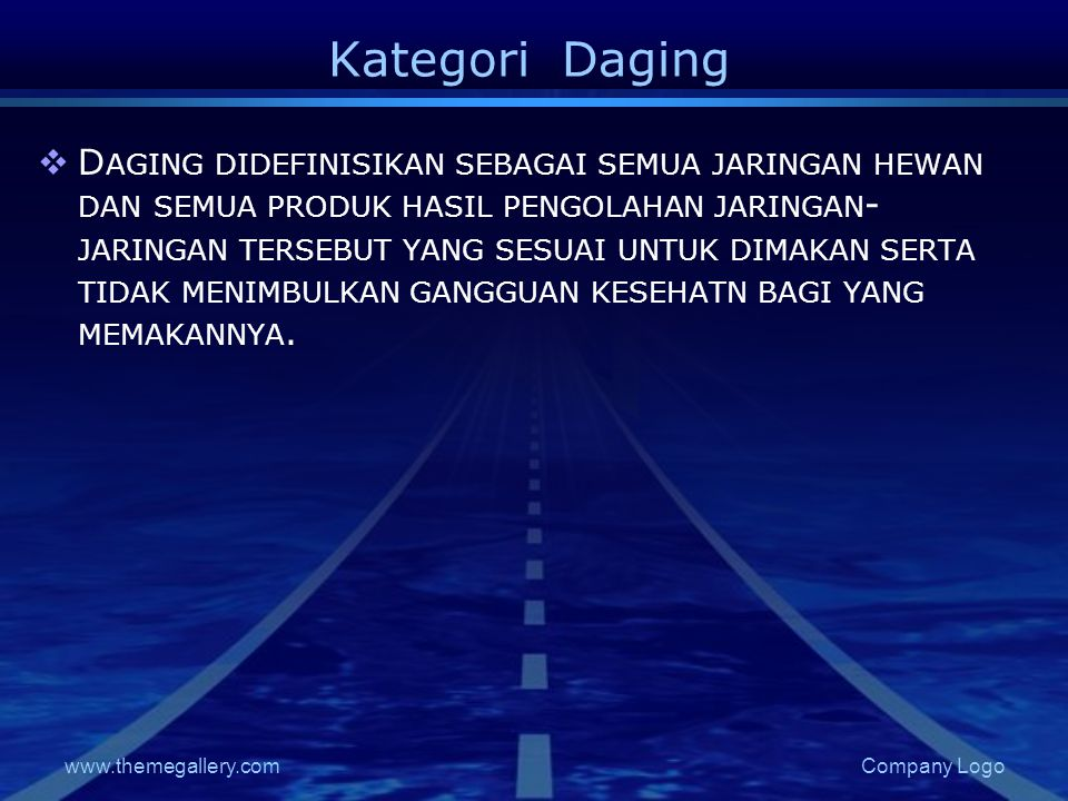 Kategori Daging