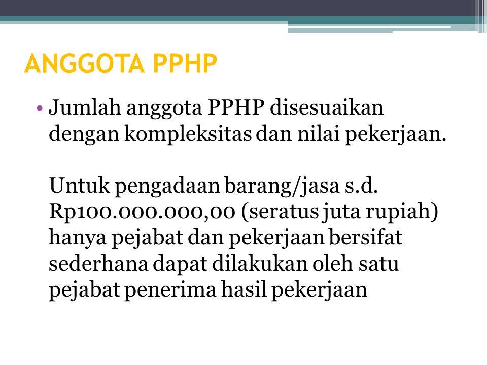 ANGGOTA PPHP