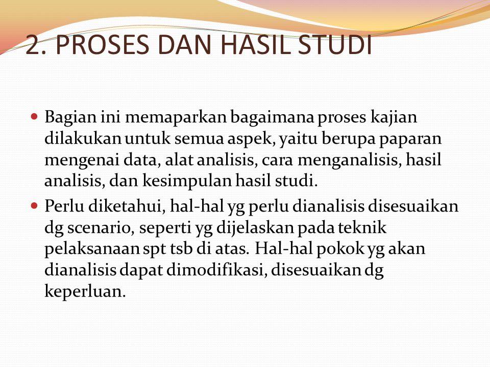2. PROSES DAN HASIL STUDI
