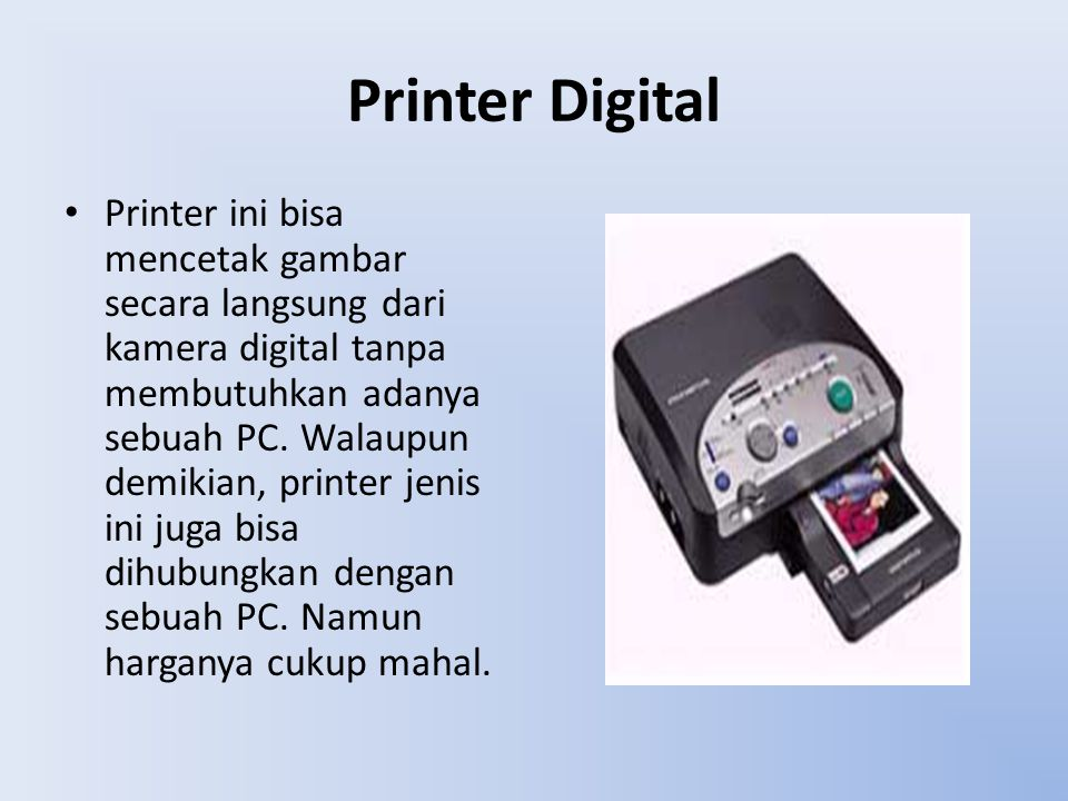Printer Digital