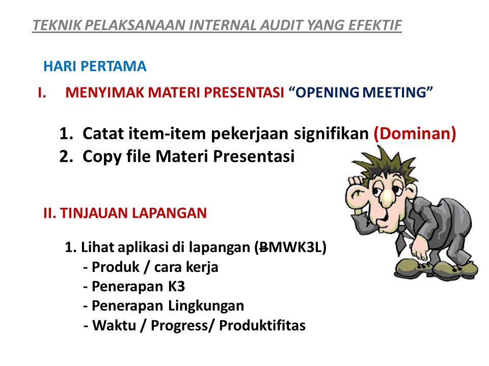 2. Copy file Materi Presentasi