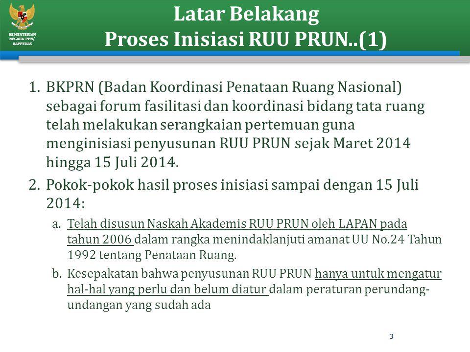 Latar Belakang Proses Inisiasi RUU PRUN..(1)