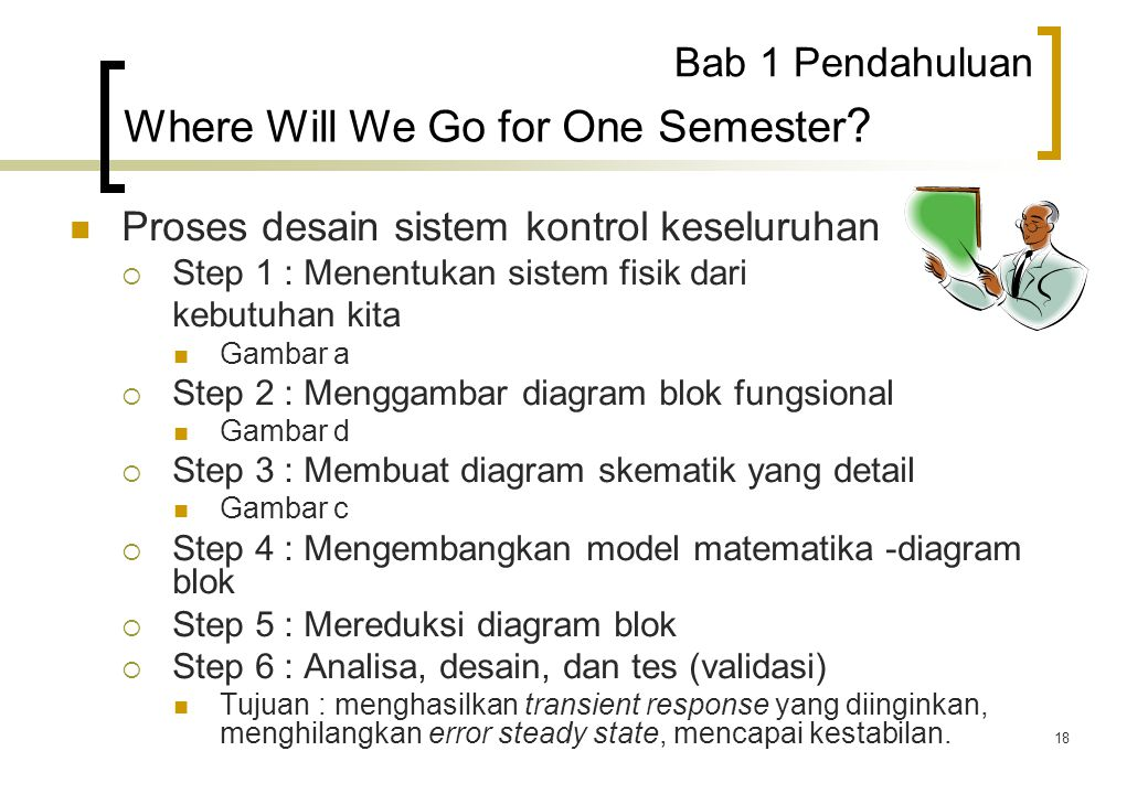 Where Will We Go for One Semester