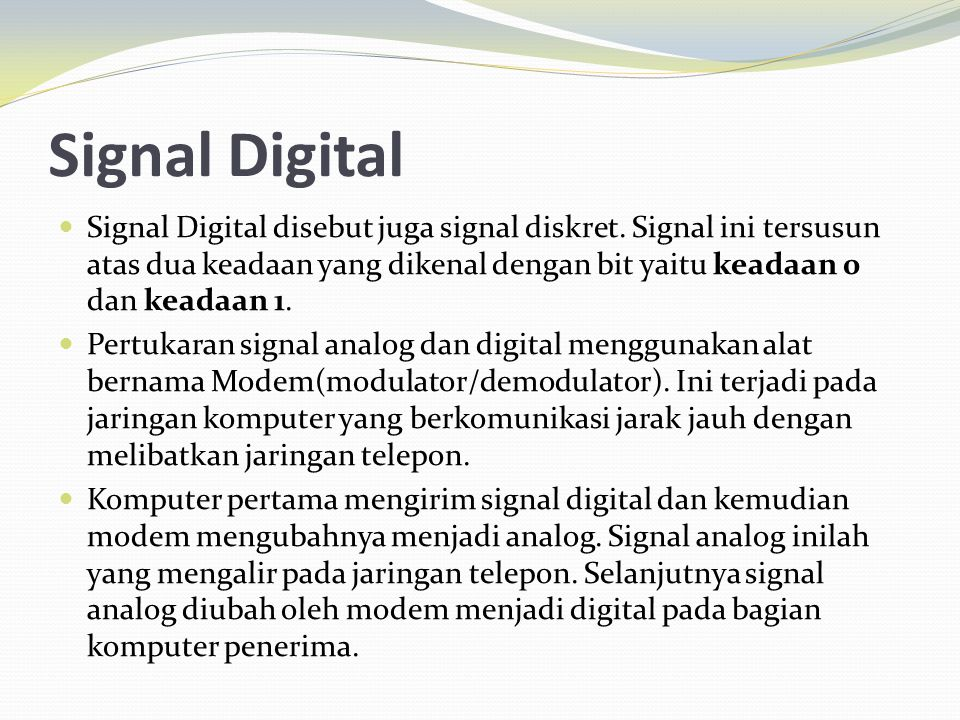 Signal Digital