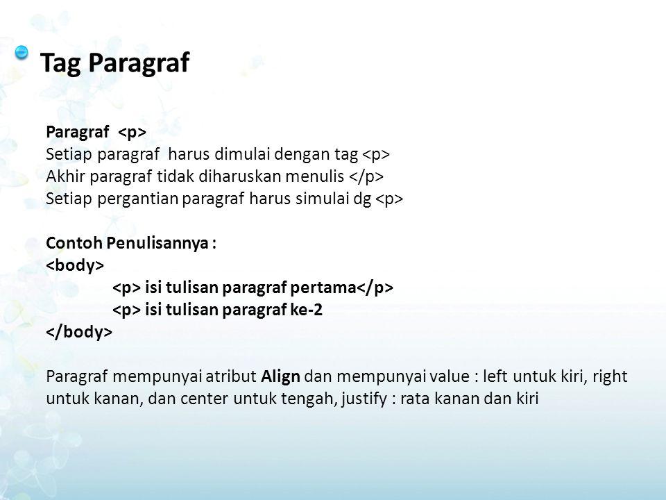 Tag Paragraf