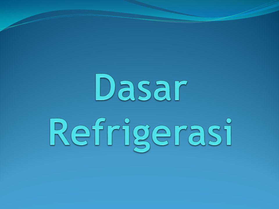 Dasar Refrigerasi