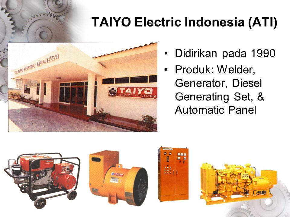 TAIYO Electric Indonesia (ATI)