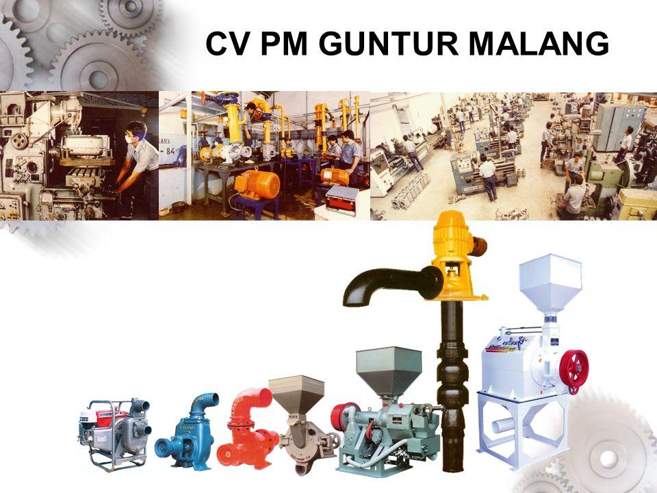 CV PM GUNTUR MALANG