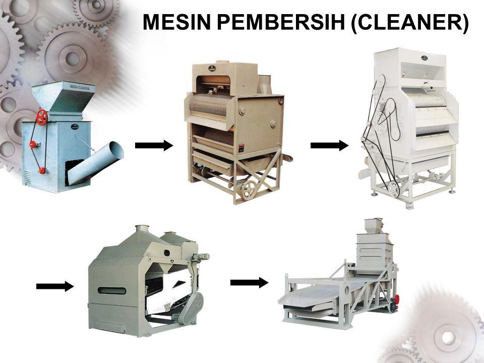 MESIN PEMBERSIH (CLEANER)