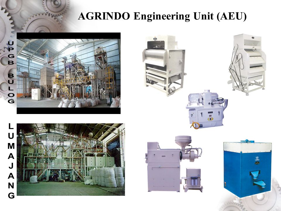 AGRINDO Engineering Unit (AEU)