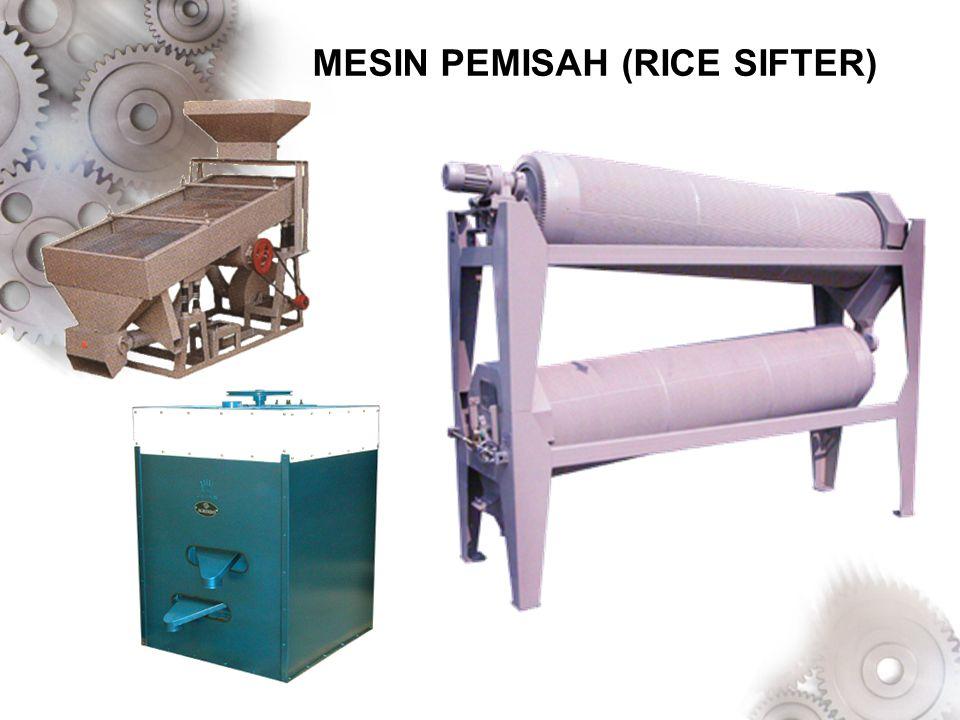 MESIN PEMISAH (RICE SIFTER)