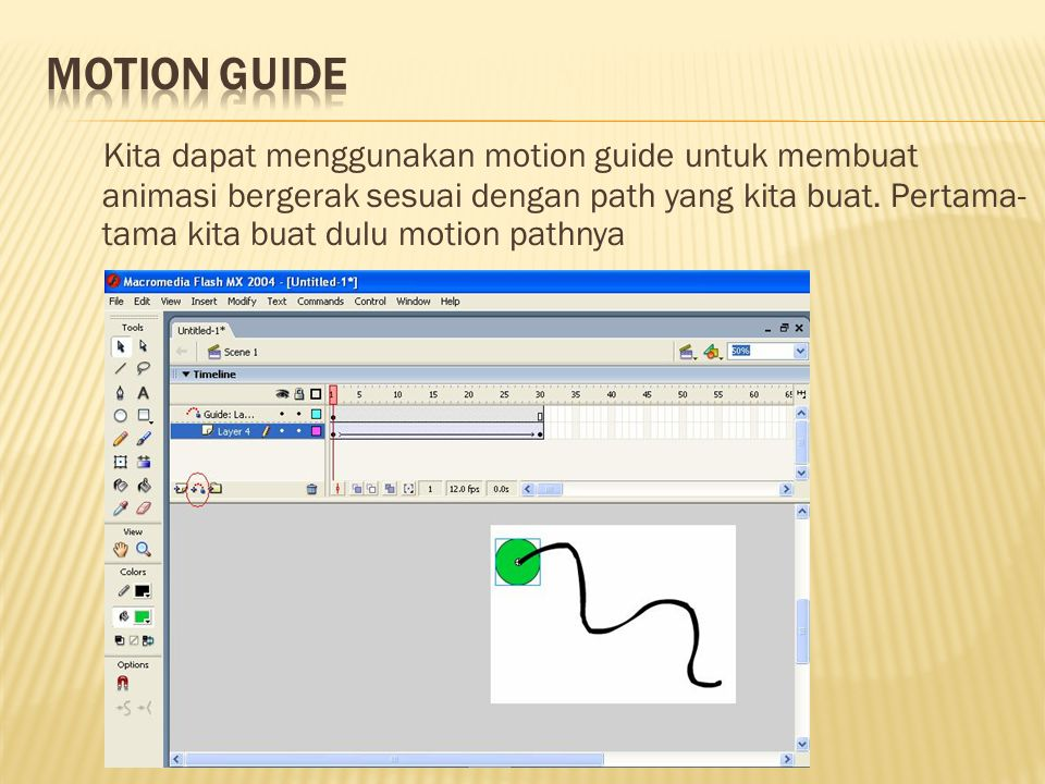 Motion Guide