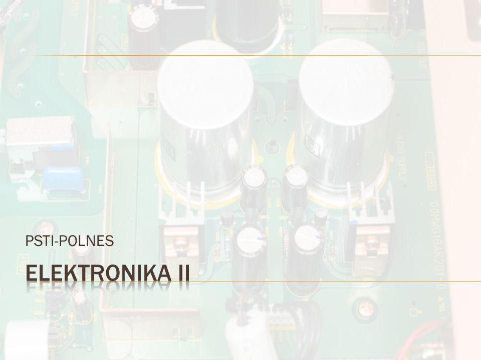 PSTI-POLNES Elektronika II