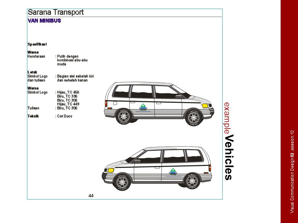 example Vehicles Visual Communication Design 02 .session.10