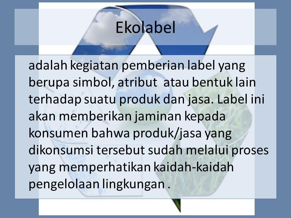 Ekolabel