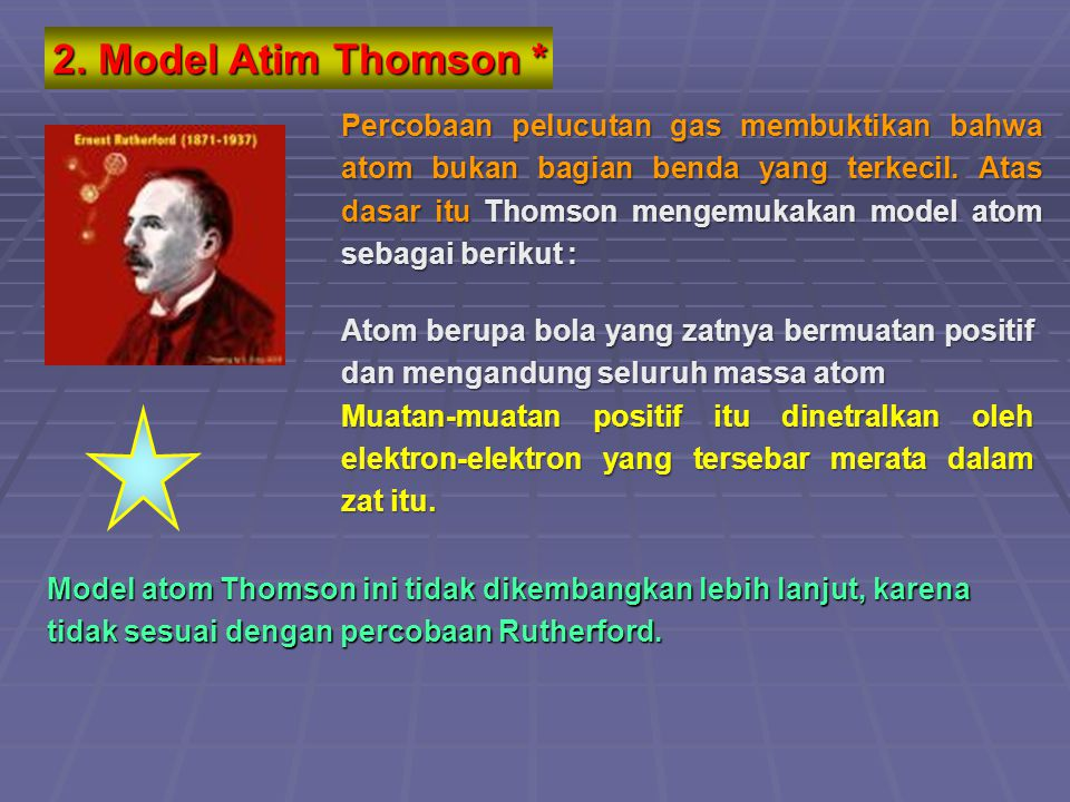 2. Model Atim Thomson *