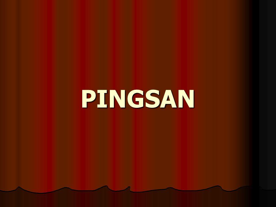 PINGSAN