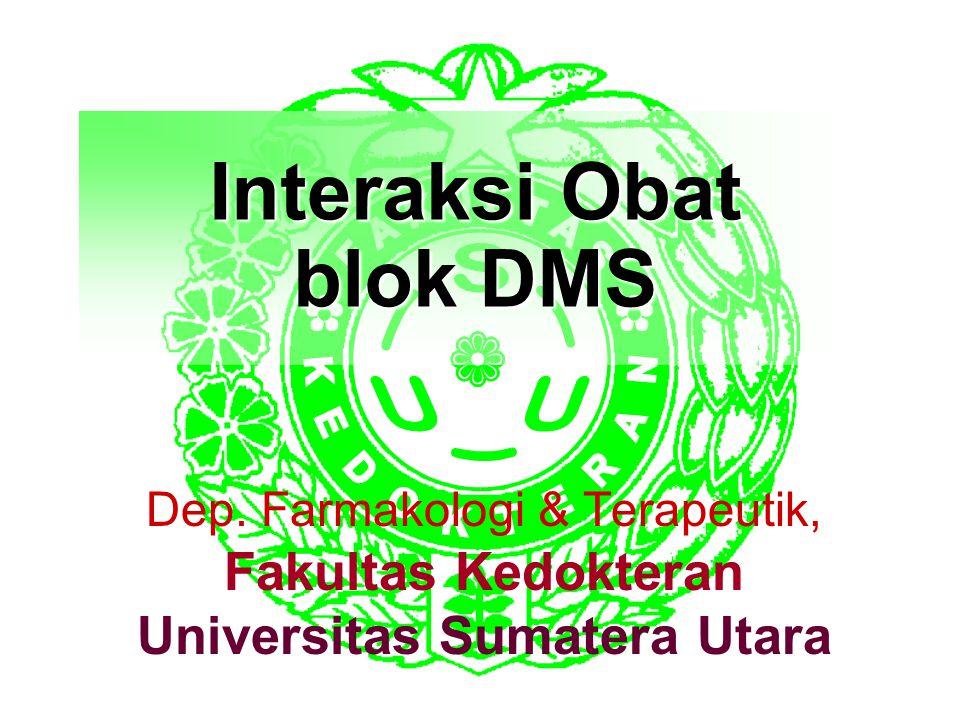Interaksi Obat blok DMS
