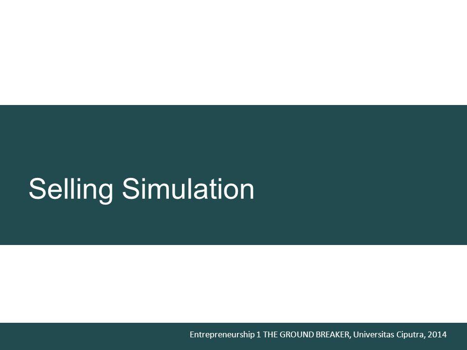 Selling Simulation